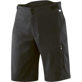 Gonso Buet Bike Shorts with Pad Men, zwart